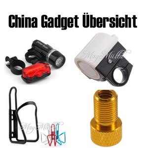 [CHINA GADGETS] Die besten ChinaGadgets und China-Schnäppchen aus KW 21/2014
