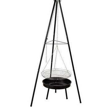 meinpaket grillchef 543 schwenkgrill classic 3 bein f r nur 22 22 euro inkl versand. Black Bedroom Furniture Sets. Home Design Ideas