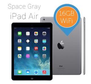 [iBOOD] Apple iPad Air WiFi 16GB Tablet für nur 375,90 Euro inkl. Versand