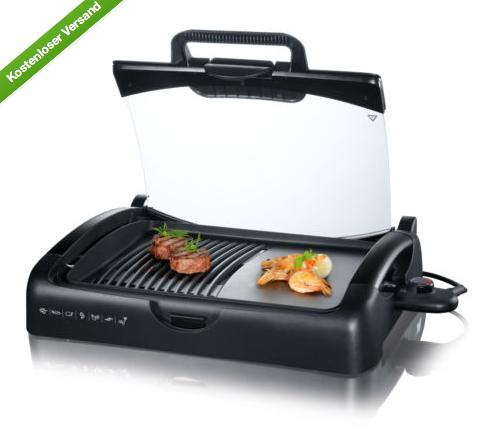 [EBAY WOW] Severin Barbecue Grill PG 8527 Tischgrill für nur 49,90 Euro inkl. Versand