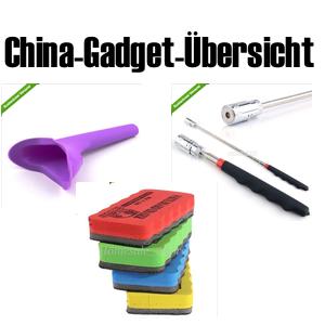 [CHINA GADGETS] Die besten ChinaGadgets und China-Schnäppchen aus KW 22/2014