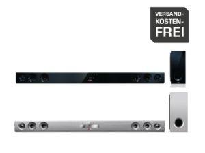 LG Soundbar LG NB3530A (schwarz) mit Wireless-Subwoofer für je nur 89,57 Euro!