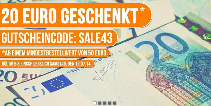 [HOODBOYZ] 20,- Euro Rabatt ab einem Bestellwert von 50,- Euro