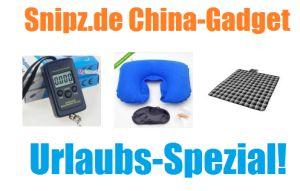 [CHINA GADGETS] China-Gadgets Spezial: Die besten Urlaubs-Gadgets in der Übersicht!