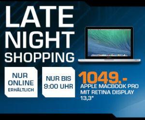 Saturn Late Night Shopping! Die Angebote am 03. September 2014 – z.B. Garmin Nüvi 2797 LMT Navi für nur 199,- Euro