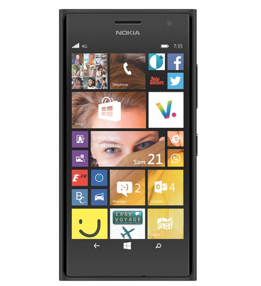 nokia lumia 730 smartphone 4 7 zoll 1 2ghz 6 7 megapixel. Black Bedroom Furniture Sets. Home Design Ideas