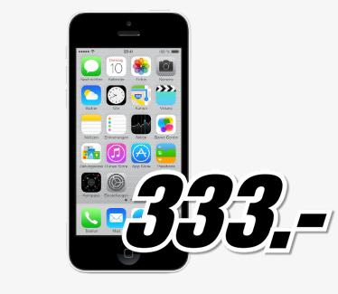 IPHONE 5C 16GB MEDIA MARKT