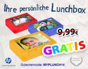 Eltern aufgepasst! Frühstücksbox mit eigenem Motiv dank Gutscheincode bei MyPrinting kostenlos bestellen und nur die Versandkosten zahlen!