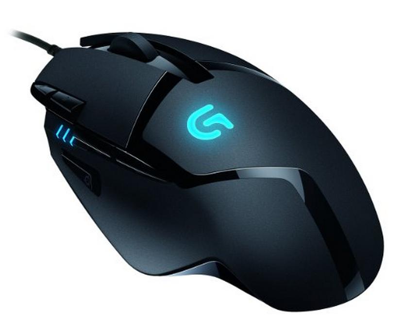 Logitech G402 Hyperion Fury FPS Gaming Maus (USB) für nur 29,99€ inkl. Versand
