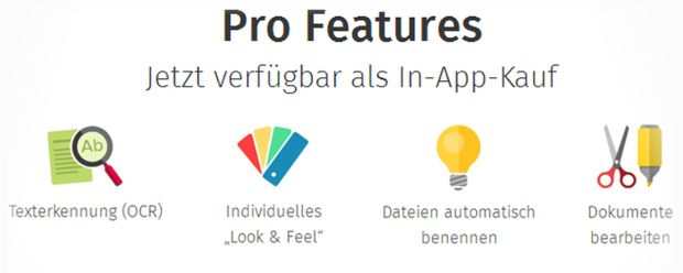 scanbot-pro-features