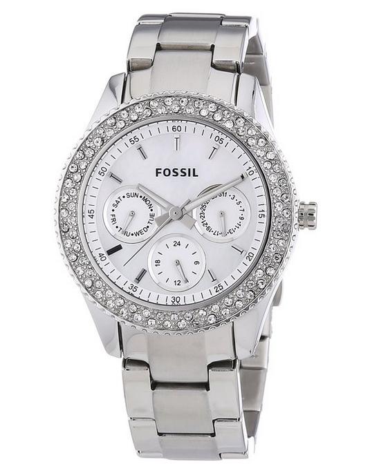 Fossil Damen-Armbanduhr Ladies Dress Analog Quarz ES2860 für nur 80,10 Euro inkl. Versand