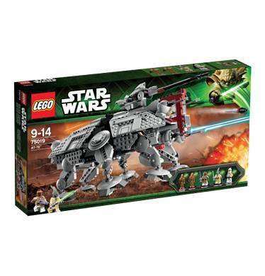 LEGO Star Wars AT-TE (75019) wieder für günstige 64,99 Euro inkl. Versand