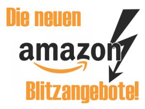 Die besten Amazon Blitzangebote am 19. Juni ab 13:00 Uhr