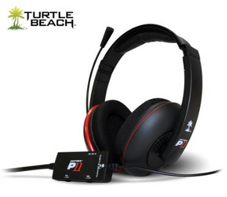 turtle beach headsets ear force p11 und x12 je f r nur 38. Black Bedroom Furniture Sets. Home Design Ideas
