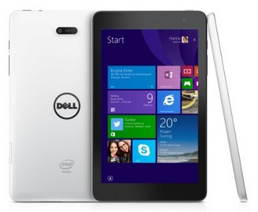 """Warehouse! Dell Venue 8 Pro 8″ Tablet-PC im Zustand """"sehr gut"""" nur 53,05 Euro inkl. Versand"""