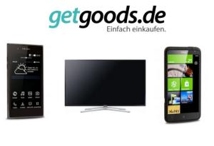 Verschiedene B-Ware Schnäppchen bei Getgoods – z.B. Gigaset DX600A ISDN-Telefon für 81,79 Euro (Vergleich 142,07 Euro)
