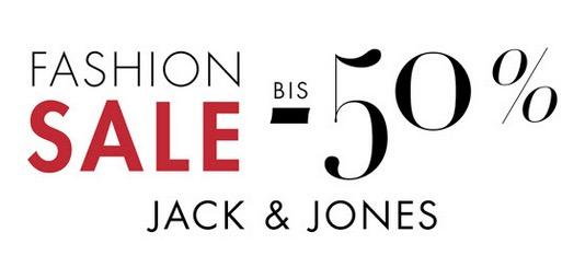 Jack & Jones Sale mit Rabatten von bis zu 50% bei Amazon