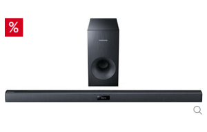 Wieder da! Samsung HW-F350 Soundbar für nur 64,99 Euro oder WMF Edelstahl Wasserkocher für 19,99 Euro inkl. Versand bei Otto!