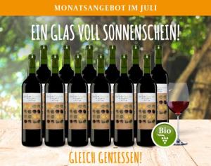 12 Flaschen Dos Puntos Tinto Organic 2014 Rotwein für nur 47,70 Euro inkl. Versand bei Vinos.de!