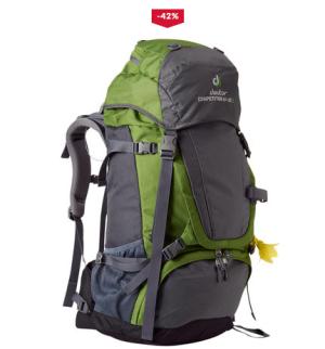 Top! Deuter Trekkingrucksack Competition 45+10 SL für nur 74,92 Euro inkl. Versand (Vergleich 119,99 Euro)