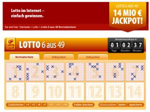 Lottozahlen Tipp 24