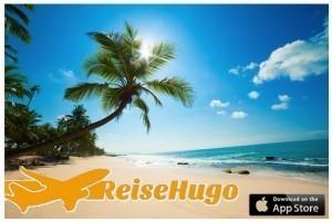 Die besten Urlaubs-Schnäppchen des Tages von ReiseHugo.de!