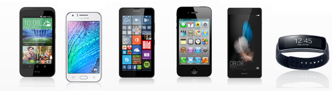 smartphone-auswahl