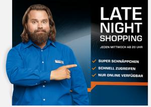 Top! Die Saturn Late Night Shopping Angebote am Mittwoch – z.B. SONY PS4 Wireless DualShock 4 Controller + God of War 3 Remastered für 64,99 Euro