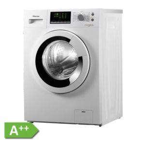 Hisense Waschmaschine WFU 6012WE Slim mit EEK A++ für nur 199,- Euro inkl. Versand!