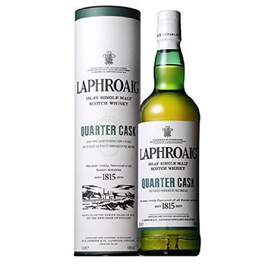 Laphroaig Quarter Cask Islay Single Malt 0,7 Liter nur 27,99 Euro