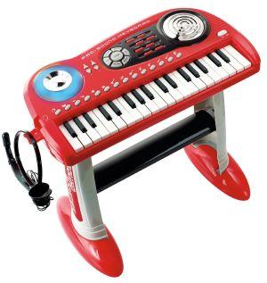 Elektronisches Rockstar Keyboard – Playgo 4345 für nur 24,58 Euro inkl Prime-Versand!