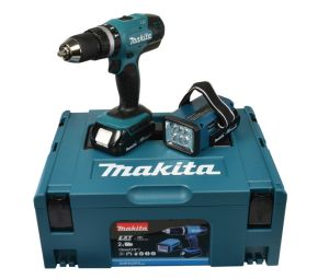 Makita DHP453RYLJ 18V Akku-Schlagbohrschrauber für 124,89 Euro
