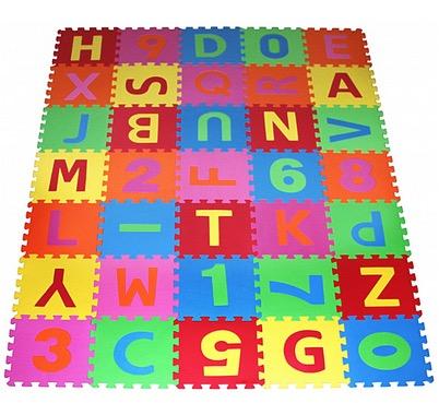 Prinzbert Kinder-Puzzlematte 86teilig nur 23,90 Euro!