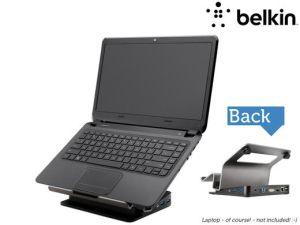 Belkin Dual-Video Dockingstation für Notebooks und Ultrabooks für 75,90 Euro inkl. Versand