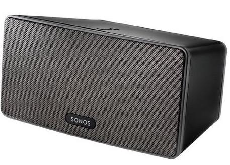 Sonos Play:3 in Weiss und in Schwarz nur 258,38 Euro inkl. Versand