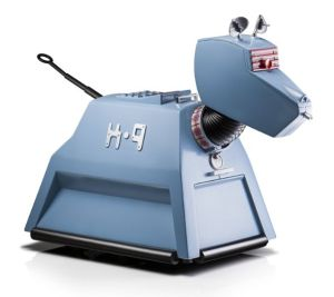 Preisfehler: Smartphone gesteuerter Dr. Who K9 Hunderoboter für 31,81- Euro aus England!