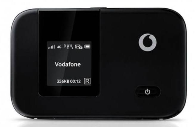 mobiler lte router vodafone mobile wi fi r215 neuware bis. Black Bedroom Furniture Sets. Home Design Ideas