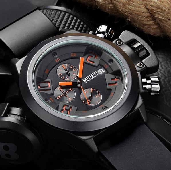 Super! Verschiedene Uhren von Megir ab 14,37 Euro Gearbest!