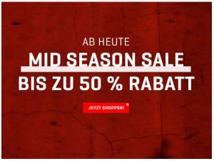 Midseason Sale bei Puma mit bis zu 50% Rabatt + 20% Rabatt beim Kauf von 2 Artikeln + 15% Newsletter-Gutschein