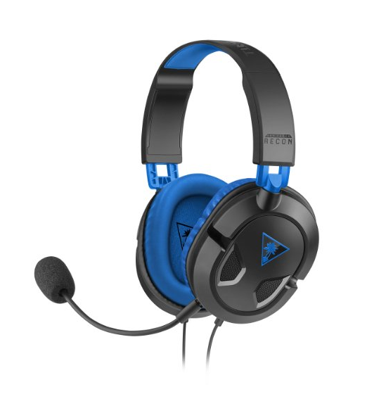 ear force recon 60p amplified stereo gaming headset ps4. Black Bedroom Furniture Sets. Home Design Ideas