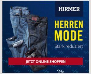 Ralph Lauren und Tommy Hilfiger Sale bei Hirmer + 10,- Euro Newsletter Gutschein (80,- Euro MBW)