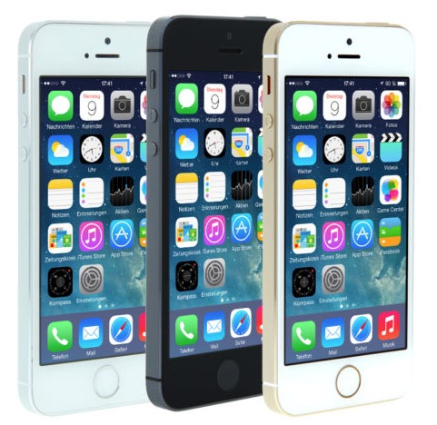 apple iphone 5s 16gb refurbished neuwertige ware ohne. Black Bedroom Furniture Sets. Home Design Ideas