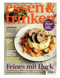 Jahresabo der Zeitschrift Essen & Trinken effektiv nur 8,80 Euro dank 50,- Euro Amazon Gutschein