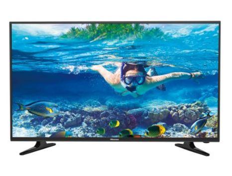 Nur heute: Hisense 40″ Fernseher LTDN40D50 mit Triple Tuner für 249,99 Euro inkl. Versand