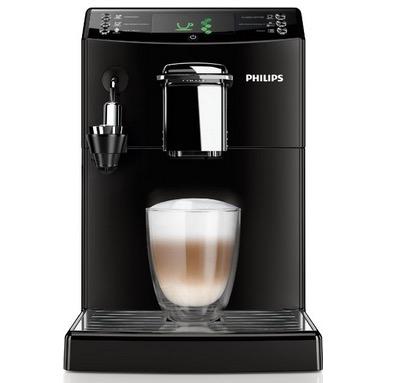 Philips HD8844 Kaffeevollautomat (CoffeeSwitch, automatischer Milchaufschäumer) nur 349,- Euro inkl. Lieferung