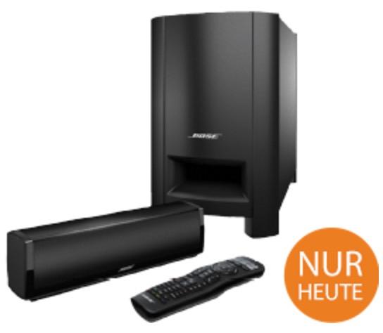 Bose CineMate15 Heimkino Soundbar nur 349,- Euro inkl. Lieferung (statt 459,- Euro)
