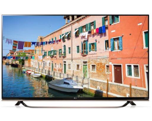 LG 65UF8609 65 Zoll Fernseher (Ultra HD, Triple Tuner, 3D, Smart TV, Energieklasse A+) für nur 1.869,- Euro inkl. Versand