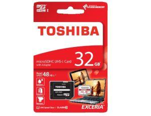 Mediamarkt Sd Karte.Toshiba Exceria Micro Sd Karte Mit 32gb Fur 6 Euro Bei