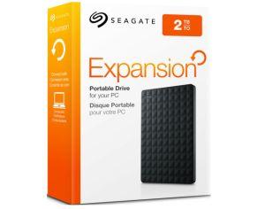 Externe Festplatte Seagate Expansion Portable Drive mit 2TB für 69,- Euro