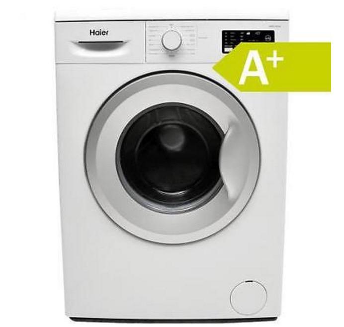 haier hw50 10f2s eek a waschmaschine 5 kg f r nur 199 euro inkl versand. Black Bedroom Furniture Sets. Home Design Ideas